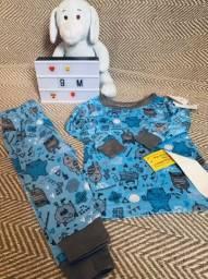 Liquidação roupas de bebê