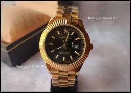 Rel. Rolex DayDate Gold a pronta entrega