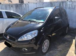 Fiat Idea Preto 2013 1.6 Dualogic --- R$ 22.000,00
