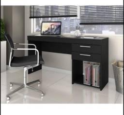 Título do anúncio: mesa mesa mesa mesa escrivaninha preta