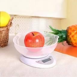 Balança Digital Cozinha 1 G Até 5 Kg Alta Precisão Alimento - Loja Natan Abreu