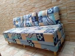 Sofa cama semi nova