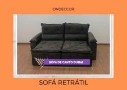 Sofa Retratil 2,00mt