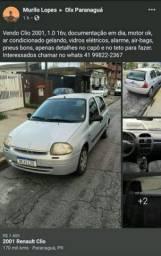 Clio 2001 1.0 16V.....OFERTA.....