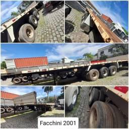 Carreta Fachinni Porta Container 01