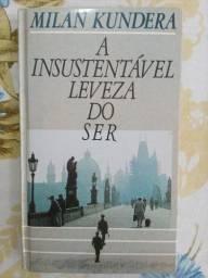 Título do anúncio: A Insustentável Leveza do Ser - Milan Kundera
