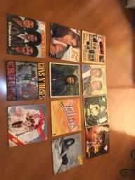 Discos de Vinil - CDs - DVDs - Tudo por R$ 199,00