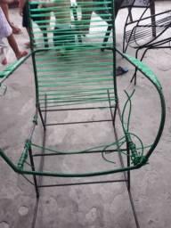 4 Cadeiras de Ferro   e So Arrumar