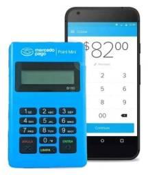 Kit 10 Máquininha de cartão crédito
