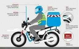 Motofretista para envios Flex