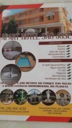 Suíte no Apart Hotel São José em Caxambu