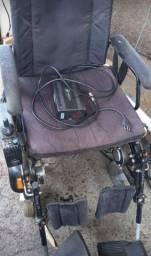 Cadeira de roda eletricista marcar feedon