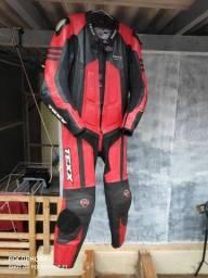 Macacão motociclista