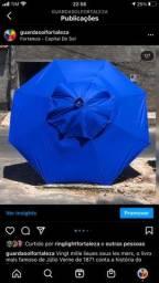 Guarda sol ombrelone reforçado