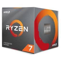 Processador AMD Ryzen 7 3700X 32MB 3.6GHz (4.4GHz Max Turbo) AM4
