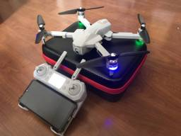 Drone semi profissional câmera 4k - Voa 1000m, bateria 28min com sistema GPS