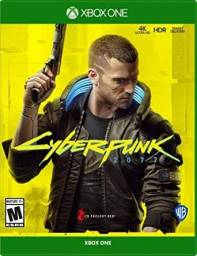 Cyber Punk 2077 Xbox One | Novo Lacrado