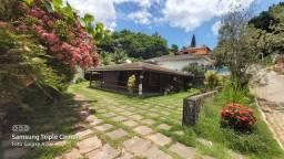 Imobiliária Nova Aliança!!! Vende Linda Casa Linear com Piscina na Fazenda Muriqui