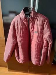 Jaquetas Lacoste e Nike