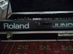 Vendo Teclado Roland Juno G