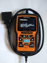 scanner automotivo foxwel nt 301 atualizado novo