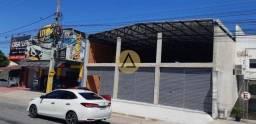 Excelente galpão para locação no bairro Ouro Verde em Rio das Ostras/RJ