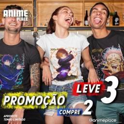 Anime | Leve 3 - Pague 2 | Promoção
