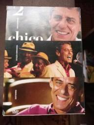 Box de DVDs do Chico Buarque