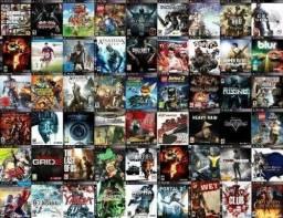 Pacotes com +de 1500 jogos PS3