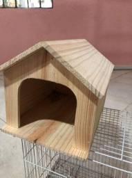 Casinha Hamster/Coelho