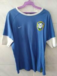 Camisa do Brasil retrô original Nike