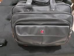 Bolsa reforçada couro