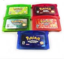 Jogos pokemon para GBA