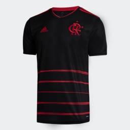 Camisa Flamengo Preta - Aceitamos cartoes/PIX
