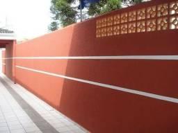 Pintura de Muros, Fachadas, Pintura Externa e Interna.