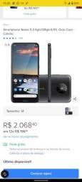 Vendo ou Troco esse lindo Nokia 5.3 Lançamento Zero