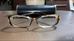 Armação óculos Bvlgari