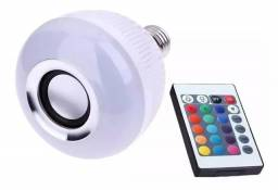 Lampada Music Bulb Party Ball Led Com Controle Remoto
