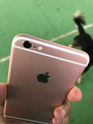 iPhone 6s Plus 32 rose impecável