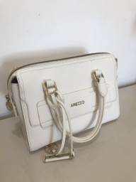 Bolsa Arezzo branca
