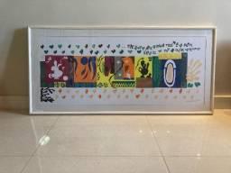 As Mil E Uma Noites - Matisse 64 Cm X 132 Cm Em Bom Estado