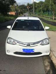 Toyota Etios sedan 2016/2017 1.5 XLS