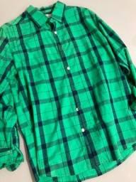 Camisa social Taco