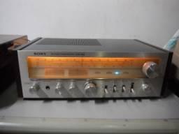 Conjunto Sony , anos 70 em perfeito estado, único dono.
