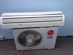 Ar condicionado LG Split 24 Mil Btus