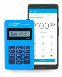 Maquineta de cartão de crédito