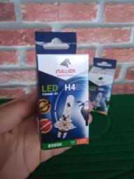 Lâmpada de LED para moto