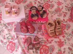 Lote de sapato