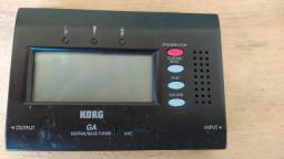 Afinador Korg GA 40