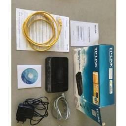 VENDO MODEN ROUTER ADSL2 COMPLETO